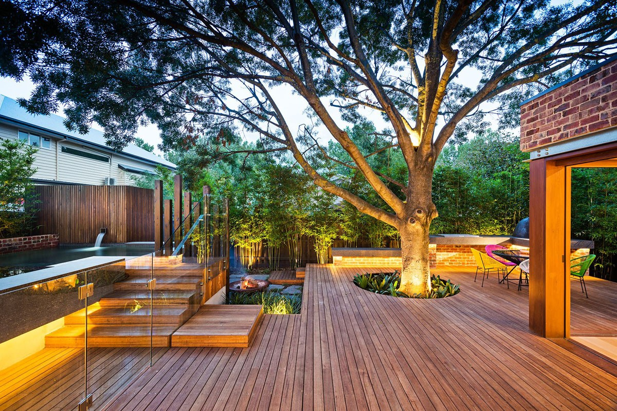 چگونه به بهترین شیوه حیاط خلوت ویلای خود را طراحی کنیم؟