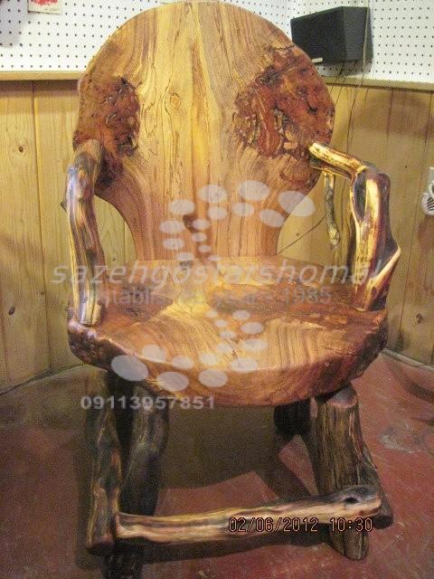 انواع صندلی در دکوراسیون داخلی ویلا