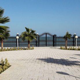 فروش ویلا ساحلی از جاده تا ساحل