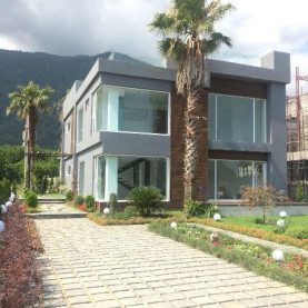 kharide villa lux shomal modern