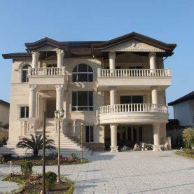 عمارت لاکچری 6 خوابه در نوشهر